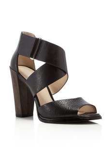 Kenneth Cole Sora Criss Cross Ankle Strap Sandals