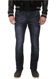 Kenneth Cole Sportswear Denim with Rib Cuff in Dark Wash