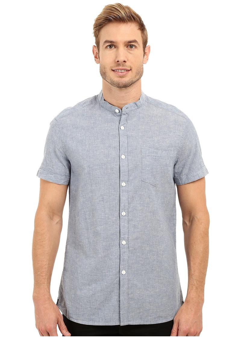 Kenneth Cole Sportswear Short Sleeve Collarband
