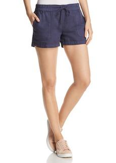 Kenneth Cole Tie-Waist Shorts