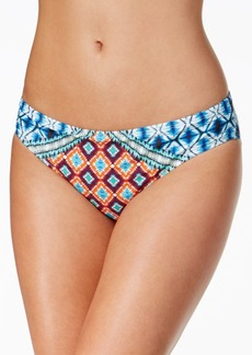 Kenneth Cole Tribe Vibes Hipster Bikini Bottoms Women's Swimsuit