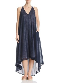 Kenneth Cole Twisted Racerback High/Low Dress
