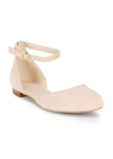 Kenneth Cole Willow Almond-Toe dOrsay Flats