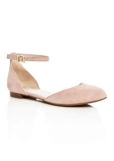 Kenneth Cole Willow Ankle Strap d'Orsay Flats