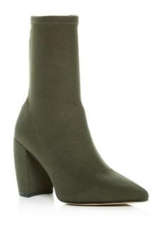 Kenneth Cole Women's Alora Pointed Toe Block-Heel Booties
