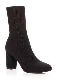Kenneth Cole Women's Alyssa Stretch Knit High Heel Booties