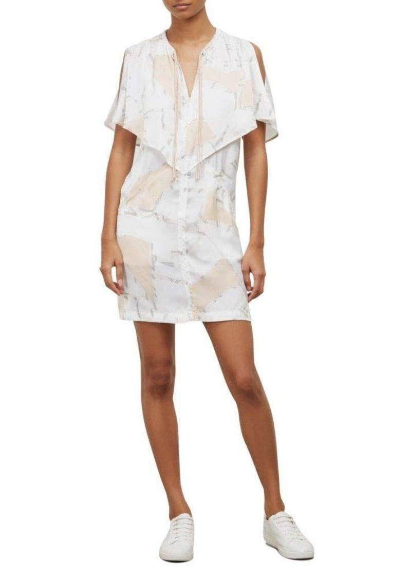 Kenneth Cole Women's Capelet Dress  S