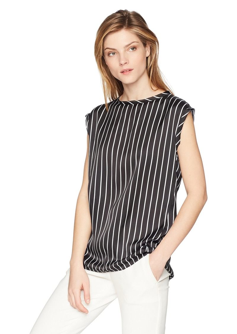 Kenneth Cole Women's Circle Blouse  S
