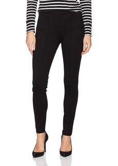 Kenneth Cole Women's Classic Seamed Legging  L