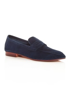 Kenneth Cole Women's Dean Suede Penny Loafers