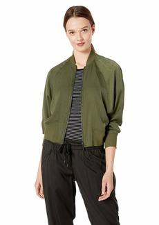 Kenneth Cole Women's Dolman Bomber Jacket  S