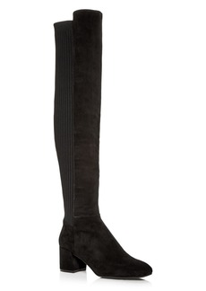 Kenneth Cole Women's Eryc Over-the-Knee Block-Heel Boots