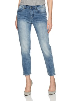 Kenneth Cole Women's High Rise Crop Jean