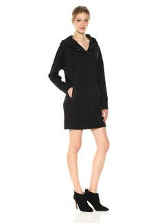 Kenneth Cole Women's Hoodie Dress  L