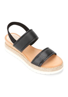 Kenneth Cole Women's Jules Platform Espadrille Sandals