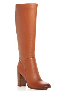 Kenneth Cole Women's Justin High Block-Heel Boots