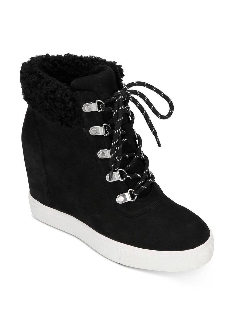 Kenneth Cole Women's Kam Hiker Wedge Heel Sneakers