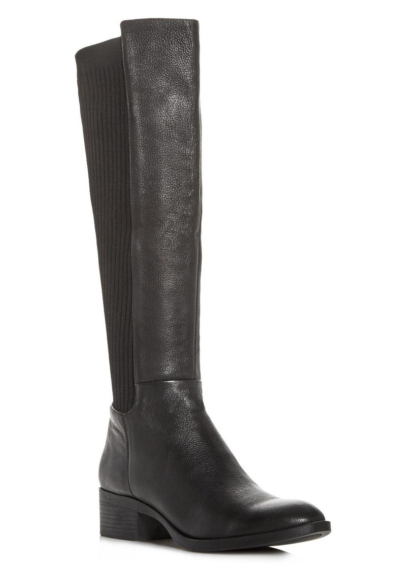 Kenneth Cole Women's Levon Block-Heel Boots