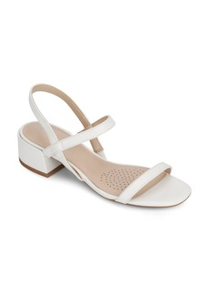 Kenneth Cole Women's Maisie Slingback Block-Heel Sandals