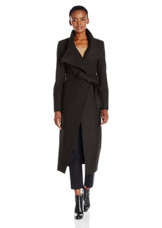 Kenneth Cole Women's Maxi Wrap Coat