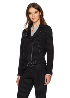Kenneth Cole Women's Moto Jacket