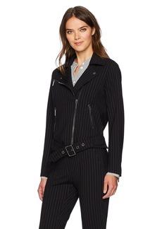 Kenneth Cole Women's Moto Jacket