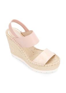 Kenneth Cole Women's Olivia Espadrille Wedge Heel Sandals