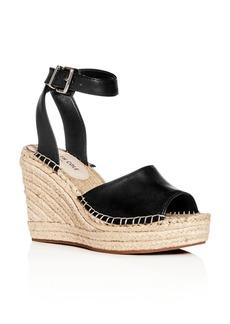 Kenneth Cole Women's Olivia Wedge Espadrille Sandals