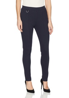 Kenneth Cole Women's Pintuck Detail Legging  S