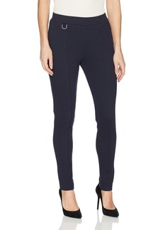 Kenneth Cole Women's Pintuck Detail Legging  XL