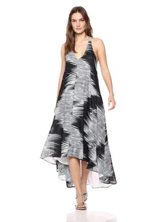 Kenneth Cole Women's Racerback Twist Strap Dress  L