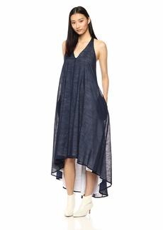 Kenneth Cole Women's Racerback Twist Strap Dress  L