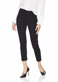 Kenneth Cole Women's Seamed Pant Window PANE M