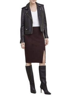 Kenneth Cole Women's The Flex Pencil Skirt