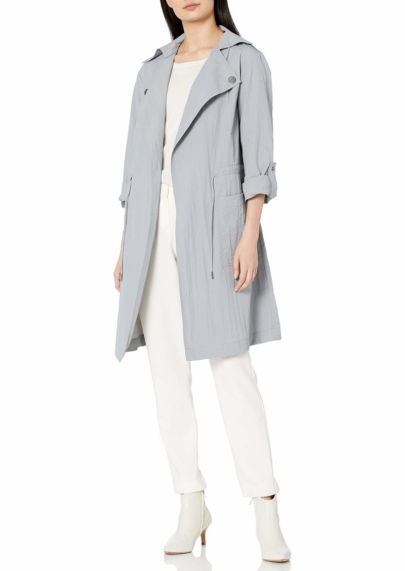 Kenneth Cole Women's The Versatility Trench  M