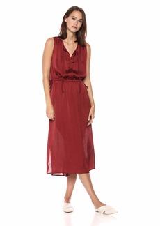 Kenneth Cole Women's Triple Tie Column Dress  M
