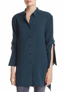 Kenneth Cole Women's Tunic Shirt  XS