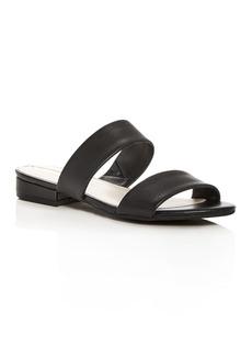 Kenneth Cole Women's Viola Low-Heel Slide Sandals