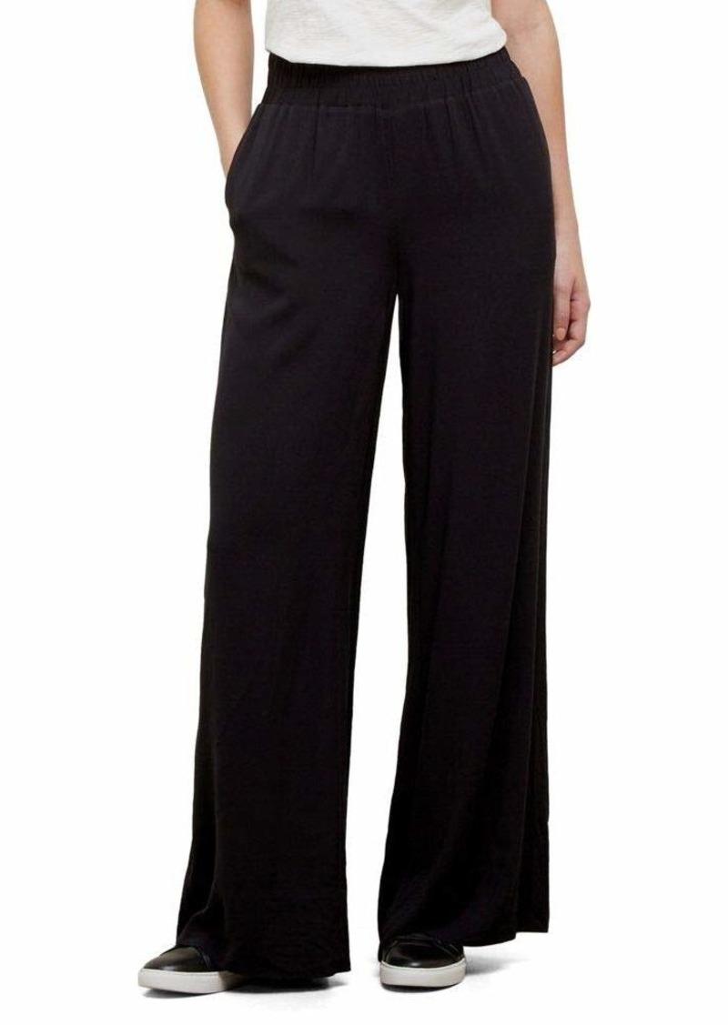 Kenneth Cole Women's Wide Leg Pull On Trouser