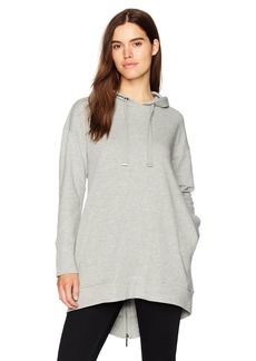 Kenneth Cole Women's Zip Back Hoodie  L