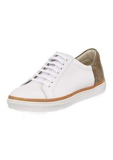 Kenneth Cole World Premier Leather Sneaker