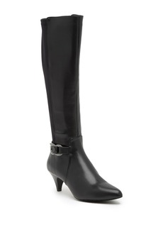 Kenneth Cole Kick Kitten Heel Tall Boot