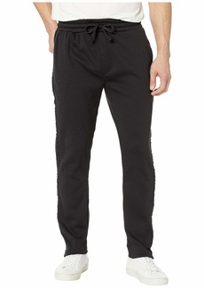 Kenneth Cole Knit Track Pants with Logo