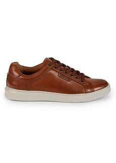 Kenneth Cole Laron Faux Leather Sneakers