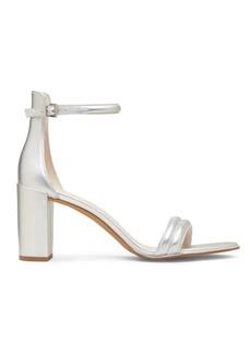 Kenneth Cole Lex Metallic Leather Sandals