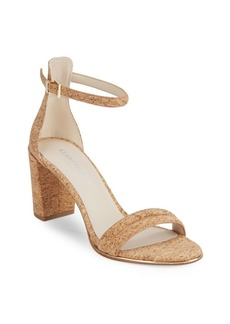 Kenneth Cole Lex Open Toe Block-Heel Sandals