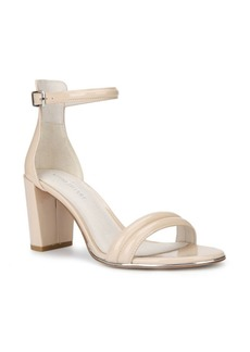Kenneth Cole Lex Patent Leather Ankle-Strap Sandals