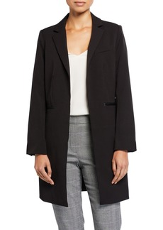 Kenneth Cole Long Line Blazer