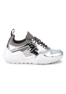 Kenneth Cole Maddox Jogger Metallic Sneakers