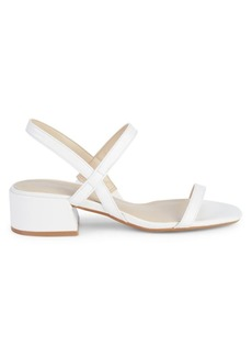 Kenneth Cole Marcel Leather Sandals